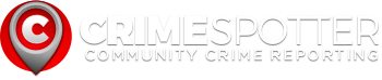 CrimeSpotter – Community Crime Reporting Logo